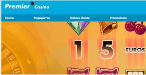 Premier Casino 15 euros