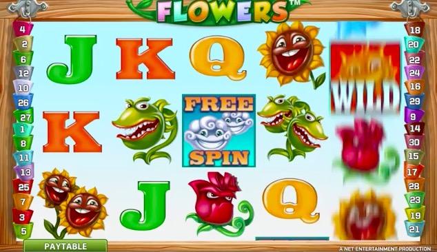 tragaperras-flowers