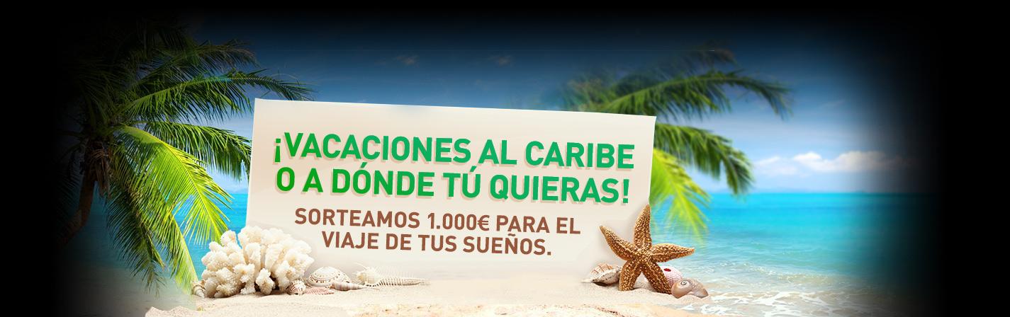 Casino 777 bono: ¡Vacaciones en el Caribe!