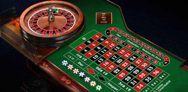 ruleta en vivo casino gran madrid