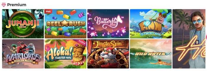Casino Gran Madrid Online slots