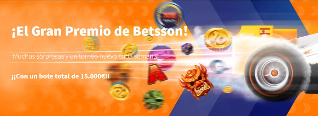 GP Betsson